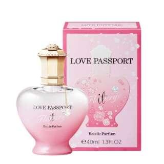ラブパスポート イット フラワリー オードパルファム (40ml) [香水]