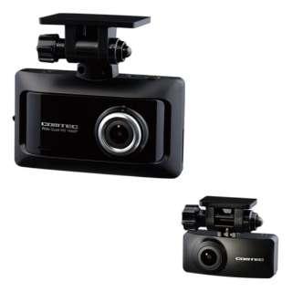 ドライブレコーダー ZDR026 [セパレート型 /前後カメラ対応]