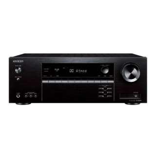 AVアンプ TX-SR393(B) ブラック [ハイレゾ対応 /Bluetooth対応 /ワイドFM対応 /5.1ch /DolbyAtmos対応]