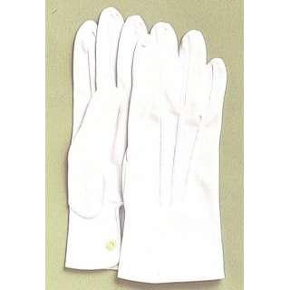 礼装用手袋(ナイロンダブル)ホック付