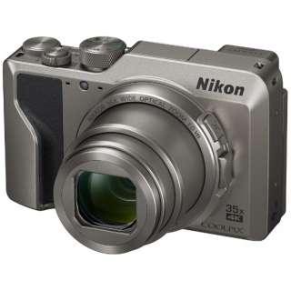 A1000 コンパクトデジタルカメラ COOLPIX(クールピクス) シルバー