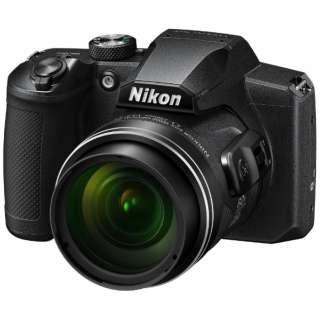 B600 コンパクトデジタルカメラ COOLPIX(クールピクス) ブラック