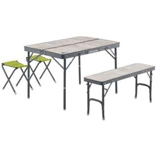 ROSY ファミリーベンチテーブルセット