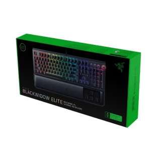 RZ03-02620100-R3M1 ゲーミングキーボード BlackWidow Elite Green Switch [USB /有線]