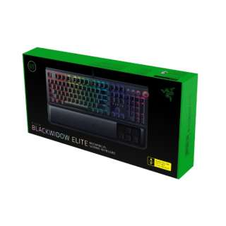 RZ03-02622000-R3M1 ゲーミングキーボード BlackWidow Elite Yellow Switch [USB /有線]