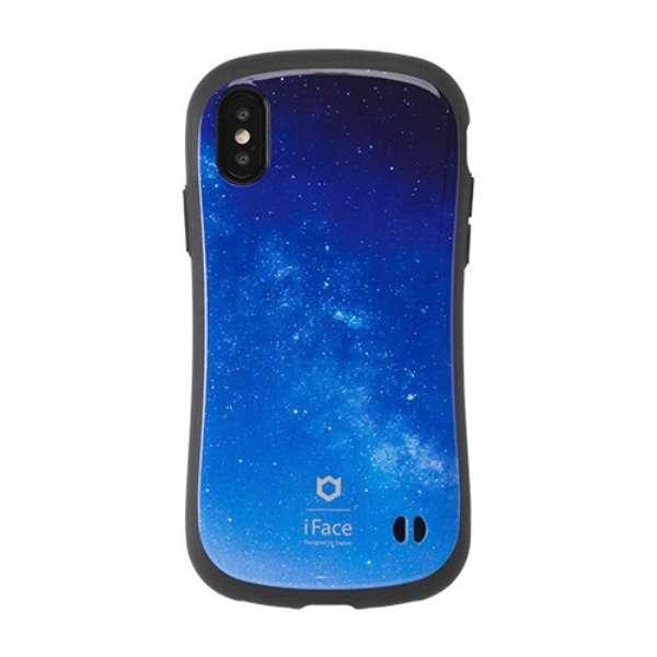 [iPhone XS Max専用]iFace First Class Universeケース 41-905814 ミルキーウェイ