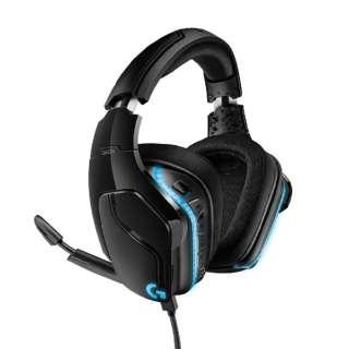 G633s ゲーミングヘッドセット ロジクールG LIGHTSYNC [φ3.5mmミニプラグ+USB /両耳 /ヘッドバンドタイプ]