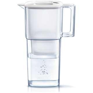 KBLQCW1 浄水ポット リクエリ ホワイト
