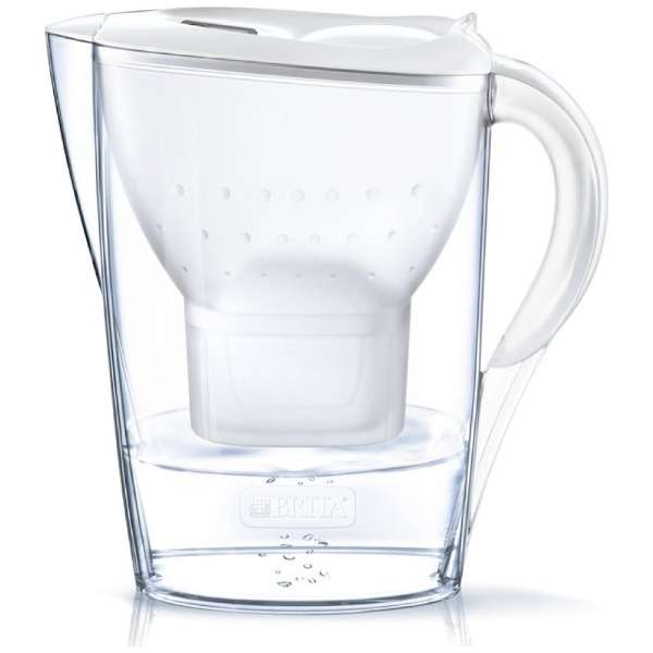 KBMLCW1 浄水ポット マレーラCool ホワイト