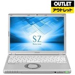 【アウトレット品】 12.1型ノートPC [ Win10 Pro・Core i5・SSD 128GB・メモリ 4GB] レッツノート CFSZ6RDFVS 【数量限定品】