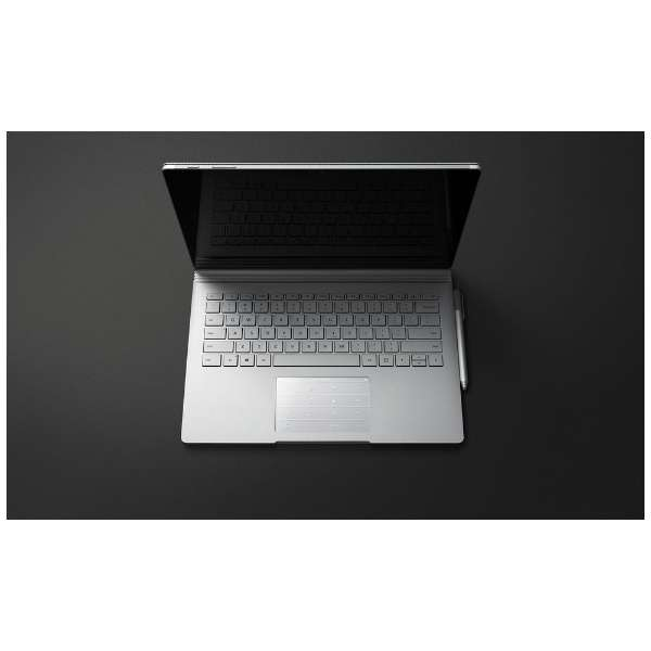 Nums(ナムス) SURFACE LAPTOP【surface laptop】対応 SURFACE LAPTOP クリア [ワイヤレス]