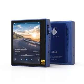 デジタルオーディオプレーヤー Blue AP80-BU [1TB /ハイレゾ対応]