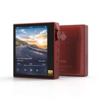 デジタルオーディオプレーヤー Red AP80-RD [1TB /ハイレゾ対応]