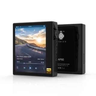 デジタルオーディオプレーヤー Black AP80-BK [1TB /ハイレゾ対応]