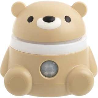 Hamic BEAR(ハミックベア)子どものための音声メッセージロボット 282-885307 ベージュ
