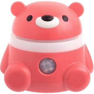 Hamic BEAR(ハミックベア)子どものための音声メッセージロボット 282-885321 ピンク