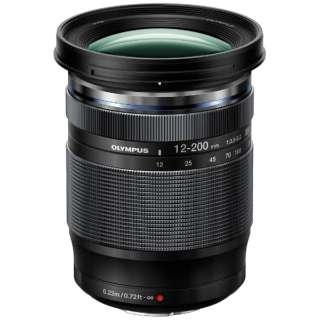 カメラレンズ ED 12-200mm F3.5-6.3 M.ZUIKO DIGITAL(ズイコーデジタル) [マイクロフォーサーズ /ズームレンズ]