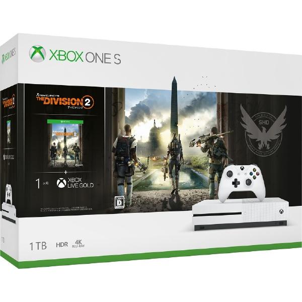 Xbox One S ディビジョン2 同梱版 [1TB]