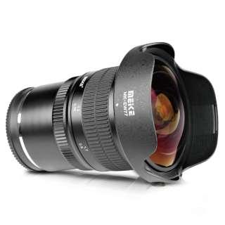 カメラレンズ 8mm F3.5 [マイクロフォーサーズ /単焦点レンズ]