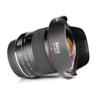 カメラレンズ 8mm F3.5 ブラック [ニコンF /単焦点レンズ]