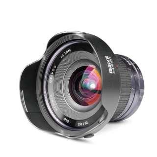 カメラレンズ 12mm F2.8 [キヤノンEF-M /単焦点レンズ]