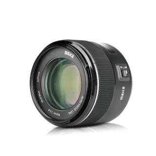 カメラレンズ 85mm F1.8 Canon EOS AF ブラック [キヤノンEF /単焦点レンズ]