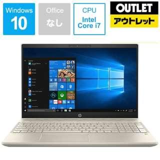 【アウトレット品】 15.6型 ゲーミングノートPC[Win10 Home・Core i7・SSD256GB+ HDD1TB・メモリ8GB]  HP Pavilion 15-cs0000 4PC89PA-AAAA 【数量限定品】
