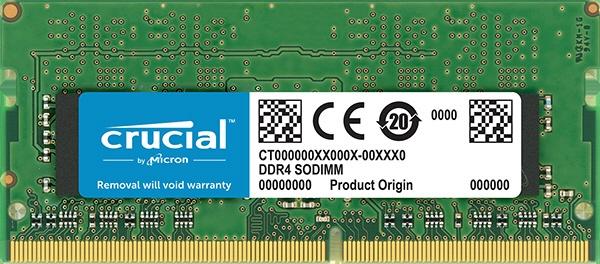 CT16G4SFD8266 [SODIMM DDR4 PC4-21300 16GB] 製品画像