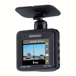 DRV-340 ドライブレコーダー GPS搭載/16GBマイクロSDカード付属