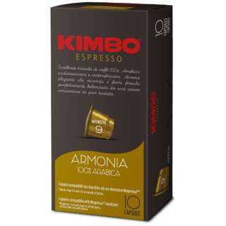 KIMBO(キンボ) キンボ カプセルコーヒー・アルモニア