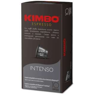 KIMBO(キンボ)キンボ カプセルコーヒー・インテンソ