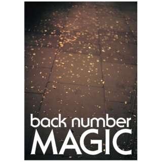 back number/ MAGIC 初回限定盤A(Blu-ray Disc付) 【CD】