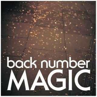 back number/ MAGIC 通常盤 【CD】