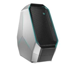 DA100VR-9HL ゲーミングデスクトップパソコン ALIENWARE Area-51 R5 エピックシルバー [モニター無し /HDD:2TB /SSD:280GB /メモリ:16GB /2019年春モデル]