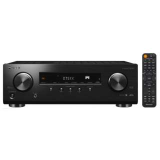 AVアンプ VSX-834(B) ブラック [ハイレゾ対応 /Bluetooth対応 /ワイドFM対応 /7.2ch /DolbyAtmos対応]