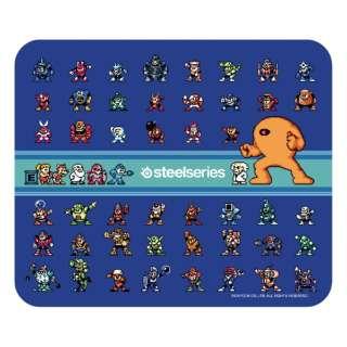 63392 ゲーミングマウスパッド QcK Rockman Edition