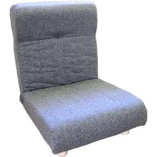 【座椅子】一人掛け プログレッソ脚つきタイプ (エレガンス/ブラウン)