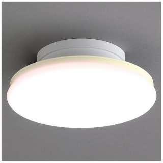 小型シーリングライト 超薄型 1200lm 電球色 [電球色 /LED]