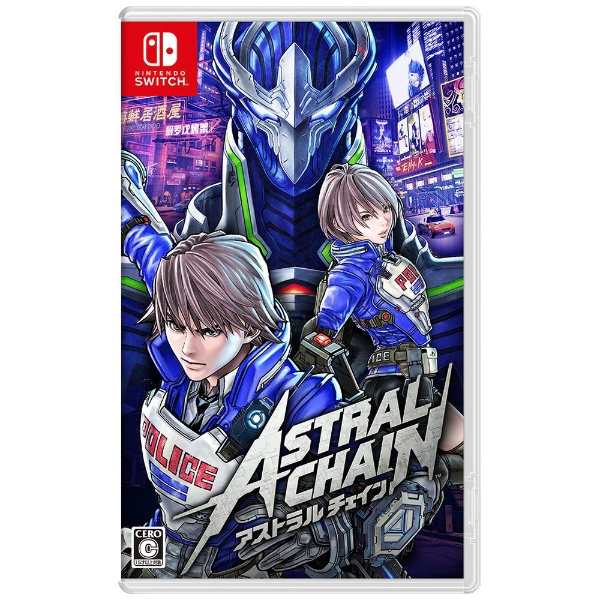 ASTRAL CHAIN [通常版] [Nintendo Switch]