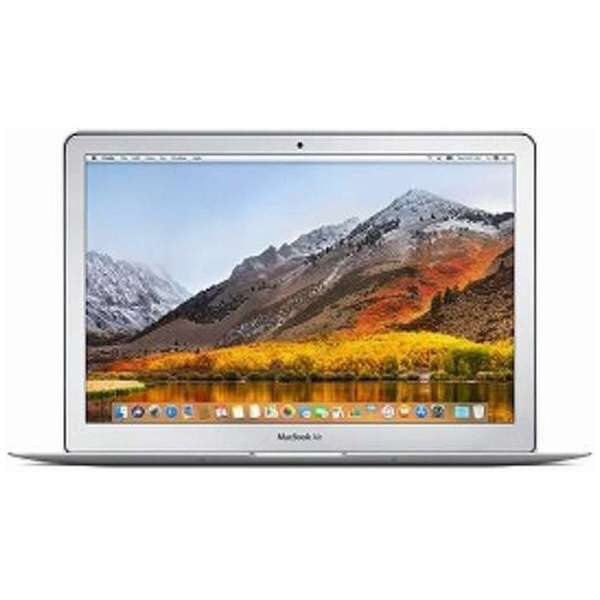 MacBook Air 13インチ カスタマイズモデル[Core i7(2.2GHz)/8GB/SSD:128GB]  Z0UU-MQD32J/A-Corei7
