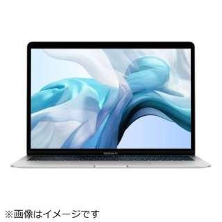 MacBook Air 13インチRetinaディスプレイ USキーボード カスタマイズモデル[2018年 /SSD 128GB /メモリ 16GB /1.6GHzデュアルコアIntel Core i5] シルバー MREA2J/A-メモリ16GB-US