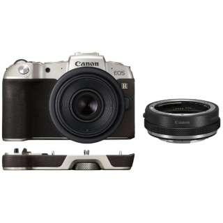 【数量限定】EOS RP(ゴールド)【RF35 MACRO IS STM マウントアダプターSPキット】/ミラーレス一眼カメラ