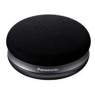 ポータブルワイヤレススピーカー SC-MC30-K ブラック [Bluetooth対応]