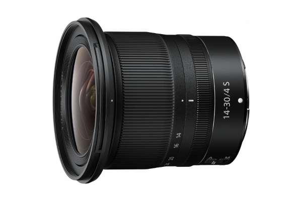 ニコンのカメラレンズおすすめ20選 ニコン「S-Line」NIKKOR Z 14-30mm f/4 S