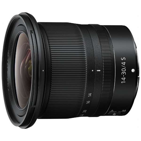カメラレンズ NIKKOR Z 14-30mm f/4 S NIKKOR(ニッコール) ブラック [ニコンZ /ズームレンズ]