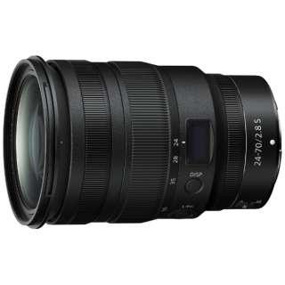 カメラレンズ NIKKOR Z 24-70mm f/2.8 S NIKKOR(ニッコール) ブラック [ニコンZ /ズームレンズ]