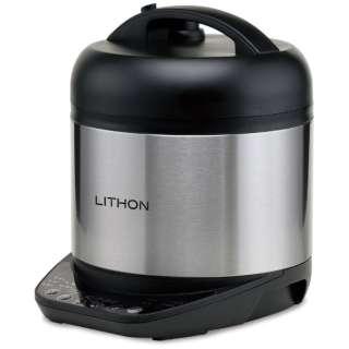 電気圧力鍋 LITHON シルバー KLPT-02AB