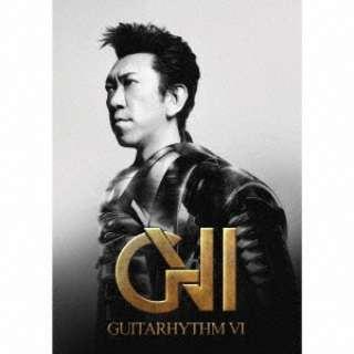 布袋寅泰/ GUITARHYTHM VI 初回生産限定盤(Blu-ray Disc付) 【CD】