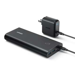 Anker PowerCore+ 26800 PD black B13751129