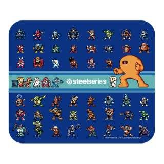 63393 ゲーミングマウスパッド QcK mini Rockman Edition